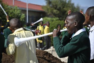 IFAW S. Africa: Animal Action Tree Planting Event